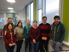 Division Molecular Bioeconomy 2014 and visiting students from Graz