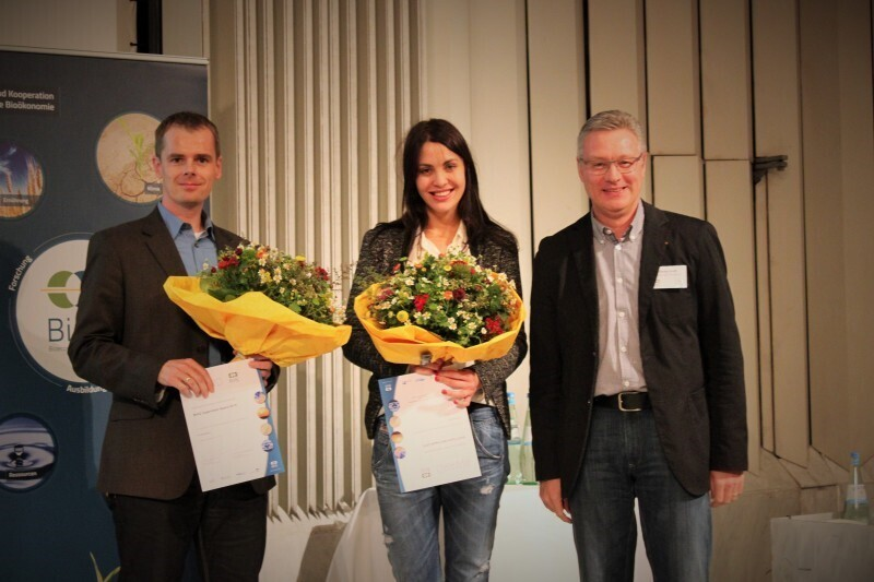 Ljubica Voicic wins BioSC Supervision Award