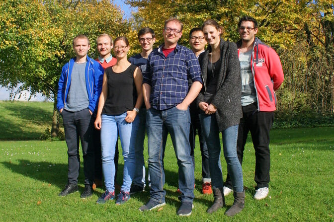 Junior Research group Next Generation Biocatalysis